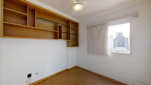 Quarto principal - Apartamento à venda Rua Pintassilgo,Moema, Zona Sul,São Paulo - R$ 890.000 - II-13134-22912 - 15