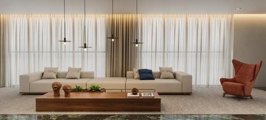 Hall - Apartamento 4 quartos à venda Pinheiros, São Paulo - R$ 2.329.050 - II-13139-22937 - 5
