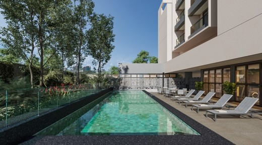 Piscina - Apartamento 4 quartos à venda Pinheiros, São Paulo - R$ 2.329.050 - II-13139-22937 - 15
