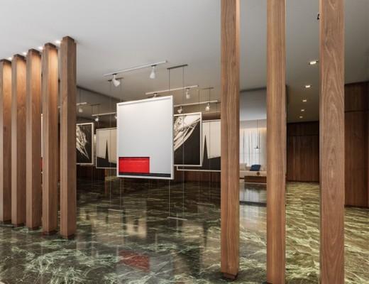 Hall - Apartamento 4 quartos à venda Pinheiros, São Paulo - R$ 2.329.050 - II-13139-22937 - 4