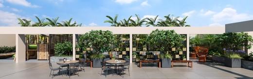 Espaco de convivencia - Apartamento 4 quartos à venda Pinheiros, São Paulo - R$ 2.329.050 - II-13139-22937 - 12