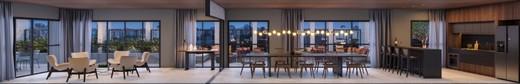 Espaco gourmet - Apartamento 4 quartos à venda Pinheiros, São Paulo - R$ 2.329.050 - II-13139-22937 - 8