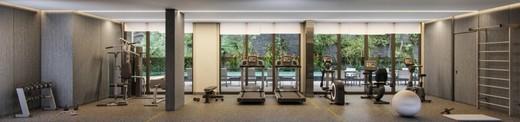 Fitness - Apartamento 4 quartos à venda Pinheiros, São Paulo - R$ 2.329.050 - II-13139-22937 - 6