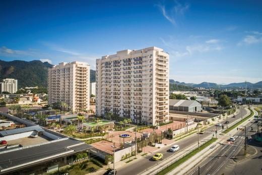 Fachada - Apartamento 2 quartos à venda Jacarepaguá, Rio de Janeiro - R$ 508.881 - II-13138-22919 - 5