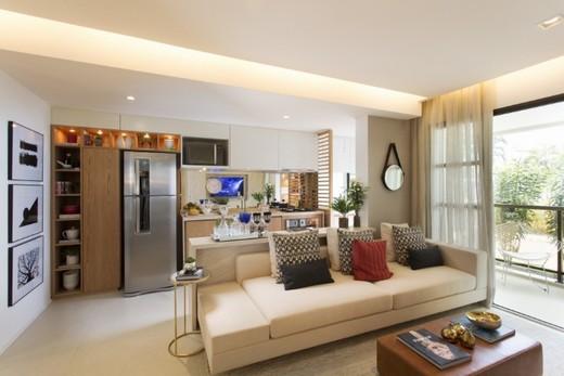 Living - Apartamento 2 quartos à venda Jacarepaguá, Rio de Janeiro - R$ 508.881 - II-13138-22919 - 13