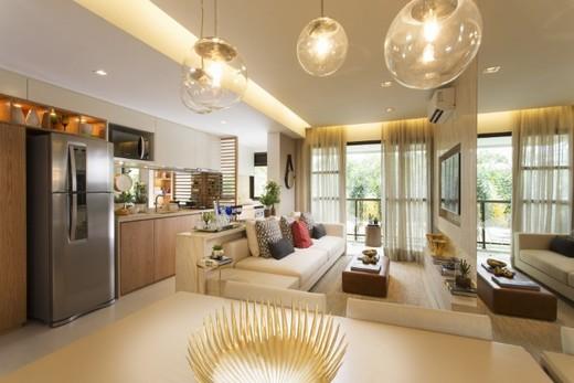 Living - Apartamento 2 quartos à venda Jacarepaguá, Rio de Janeiro - R$ 508.881 - II-13138-22919 - 14