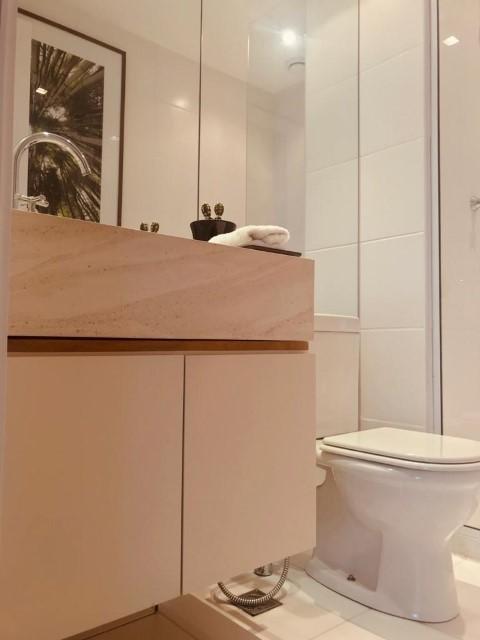 Banheiro - Apartamento 2 quartos à venda Jacarepaguá, Rio de Janeiro - R$ 508.881 - II-13138-22919 - 22