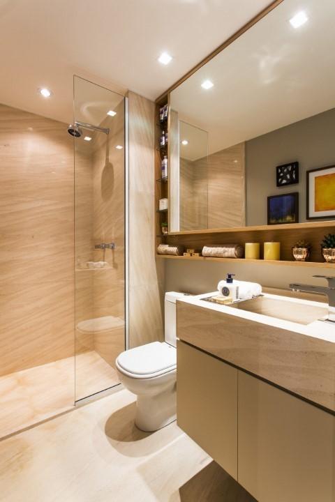 Banheiro - Apartamento 2 quartos à venda Jacarepaguá, Rio de Janeiro - R$ 508.881 - II-13138-22919 - 23