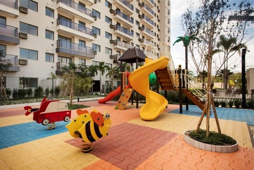 Playground - Apartamento 2 quartos à venda Jacarepaguá, Rio de Janeiro - R$ 508.881 - II-13138-22919 - 31