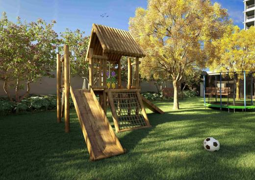 Playground - Apartamento 2 quartos à venda Lapa, São Paulo - R$ 256.084 - II-13145-22933 - 10