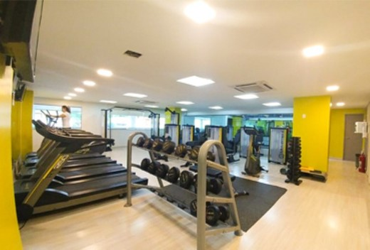 Fitness - Fachada - ION Intelligent Center - 278 - 4