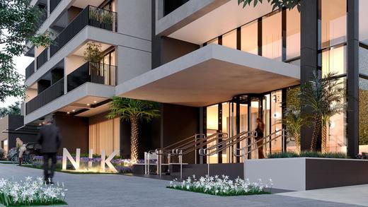 Portaria - Apartamento à venda Rua Madre Cabrini,Vila Mariana, São Paulo - R$ 406.432 - II-13596-26643 - 3