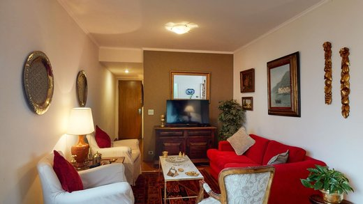 Apartamento à venda Alameda Campinas,Jardim Paulista, São Paulo - R$ 1.540.000 - II-13696-23525 - 1