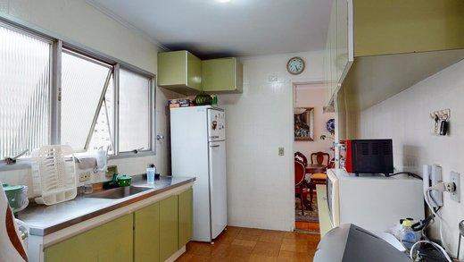 Cozinha - Apartamento à venda Alameda Campinas,Jardim Paulista, São Paulo - R$ 1.540.000 - II-13696-23525 - 5