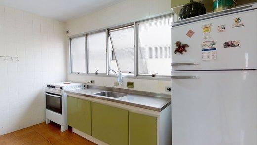 Cozinha - Apartamento à venda Alameda Campinas,Jardim Paulista, São Paulo - R$ 1.540.000 - II-13696-23525 - 6