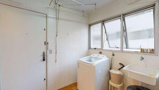 Cozinha - Apartamento à venda Alameda Campinas,Jardim Paulista, São Paulo - R$ 1.540.000 - II-13696-23525 - 7