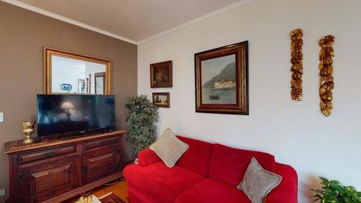 Living - Apartamento à venda Alameda Campinas,Jardim Paulista, São Paulo - R$ 1.540.000 - II-13696-23525 - 8