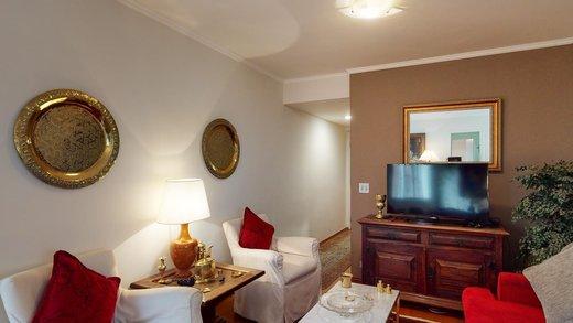 Living - Apartamento à venda Alameda Campinas,Jardim Paulista, São Paulo - R$ 1.540.000 - II-13696-23525 - 9