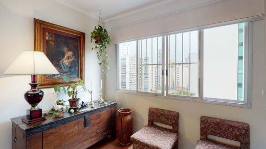 Living - Apartamento à venda Alameda Campinas,Jardim Paulista, São Paulo - R$ 1.540.000 - II-13696-23525 - 10