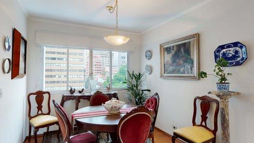 Living - Apartamento à venda Alameda Campinas,Jardim Paulista, São Paulo - R$ 1.540.000 - II-13696-23525 - 11