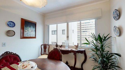 Living - Apartamento à venda Alameda Campinas,Jardim Paulista, São Paulo - R$ 1.540.000 - II-13696-23525 - 12
