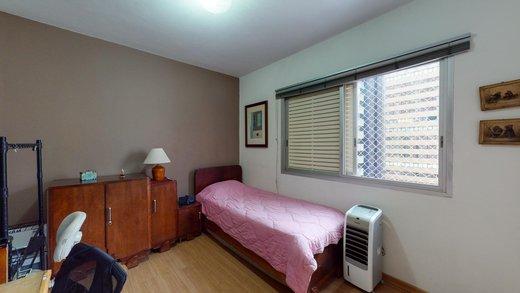 Quarto principal - Apartamento à venda Alameda Campinas,Jardim Paulista, São Paulo - R$ 1.540.000 - II-13696-23525 - 13