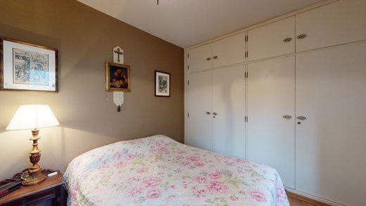 Quarto principal - Apartamento à venda Alameda Campinas,Jardim Paulista, São Paulo - R$ 1.540.000 - II-13696-23525 - 17