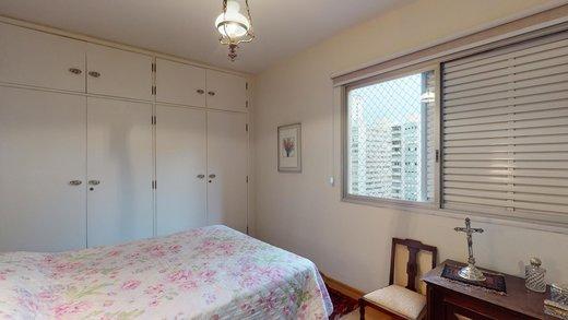 Quarto principal - Apartamento à venda Alameda Campinas,Jardim Paulista, São Paulo - R$ 1.540.000 - II-13696-23525 - 18