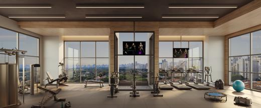 Fitness - Fachada - Haus Mitre Perdizes - 777 - 7