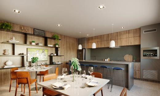 Espaco gourmet - Fachada - Haus Mitre Perdizes - 777 - 15