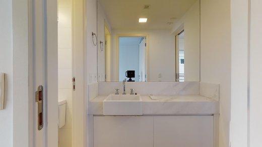 Banheiro - Apartamento à venda Alameda Fernão Cardim,Jardim Paulista, São Paulo - R$ 922.000 - II-13851-23705 - 3