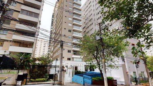 Fachada - Apartamento à venda Alameda Fernão Cardim,Jardim Paulista, São Paulo - R$ 922.000 - II-13851-23705 - 5