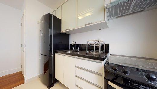 Cozinha - Apartamento à venda Alameda Fernão Cardim,Jardim Paulista, São Paulo - R$ 922.000 - II-13851-23705 - 6
