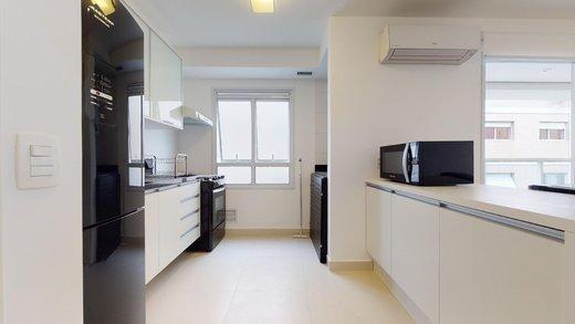 Cozinha - Apartamento à venda Alameda Fernão Cardim,Jardim Paulista, São Paulo - R$ 922.000 - II-13851-23705 - 7