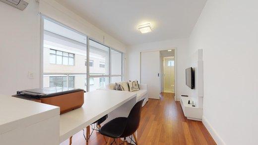 Living - Apartamento à venda Alameda Fernão Cardim,Jardim Paulista, São Paulo - R$ 922.000 - II-13851-23705 - 8