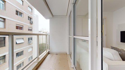 Living - Apartamento à venda Alameda Fernão Cardim,Jardim Paulista, São Paulo - R$ 922.000 - II-13851-23705 - 9