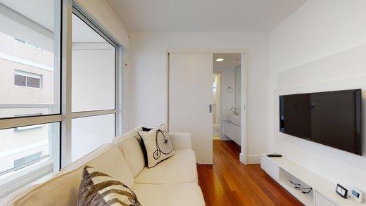 Living - Apartamento à venda Alameda Fernão Cardim,Jardim Paulista, São Paulo - R$ 922.000 - II-13851-23705 - 10