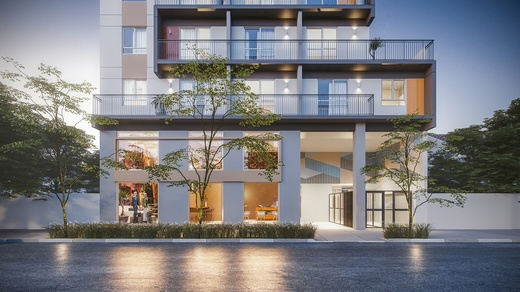 Portaria - Loja 107m² à venda Rua Francisca Miquelina,Bela Vista, Centro,São Paulo - R$ 1.610.000 - II-13942-23811 - 4