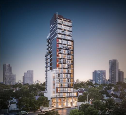 Fachada - Loja 107m² à venda Rua Francisca Miquelina,Bela Vista, Centro,São Paulo - R$ 1.610.000 - II-13942-23811 - 1