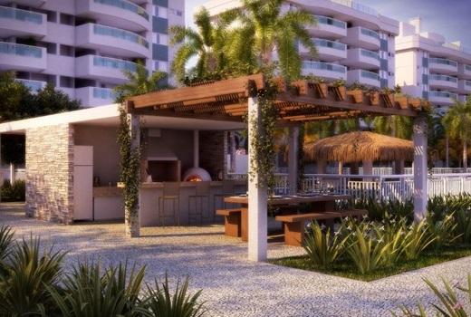 Churrasqueira - Fachada - Máximo Recreio Condomínio Resort - 188 - 9
