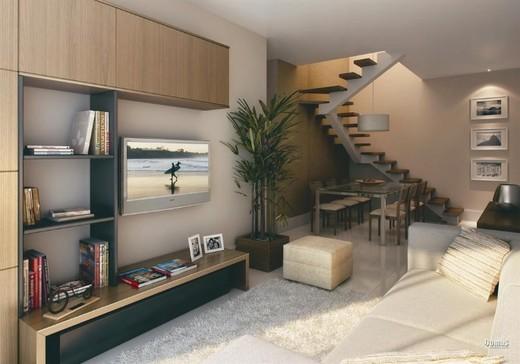 Living - Fachada - Máximo Recreio Condomínio Resort - 188 - 3
