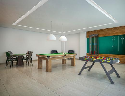 Sala de jogos - Fachada - Grand Reserva Paulista - Nascente do Riacho - 784 - 5