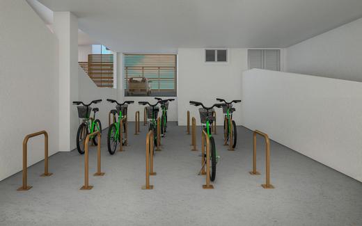 Bicicletario - Fachada - Grand Reserva Paulista - Nascente do Riacho - 784 - 7