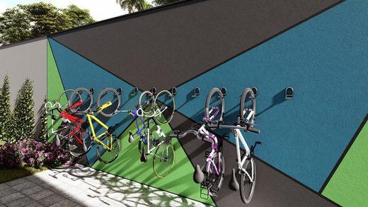 Bicicletario - Fachada - Metrocasa Aclimação - 786 - 12