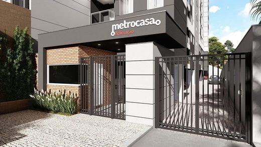 Portaria - Fachada - Metrocasa Aclimação - 786 - 4