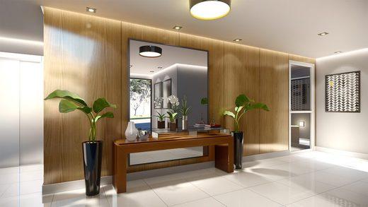 Hall - Apartamento à venda Rua Dias Vieira,Morumbi, São Paulo - R$ 1.488.500 - II-14015-23900 - 5