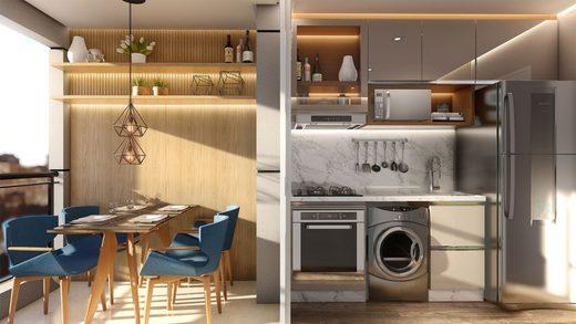 Cozinha - Apartamento à venda Rua Dias Vieira,Morumbi, São Paulo - R$ 1.488.500 - II-14015-23900 - 7