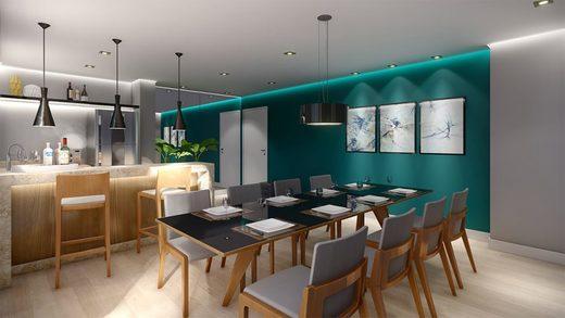 Espaco gourmet - Apartamento à venda Rua Dias Vieira,Morumbi, São Paulo - R$ 1.488.500 - II-14015-23900 - 13