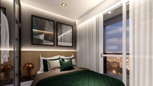 Dormitorio - Apartamento à venda Rua Dias Vieira,Morumbi, São Paulo - R$ 1.488.500 - II-14015-23900 - 8