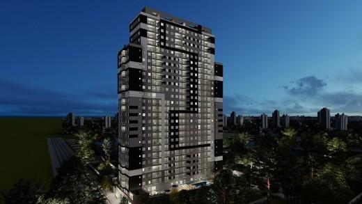 Fachada - Cobertura 1 quarto à venda Lapa, São Paulo - R$ 2.504.500 - II-14087-23988 - 1